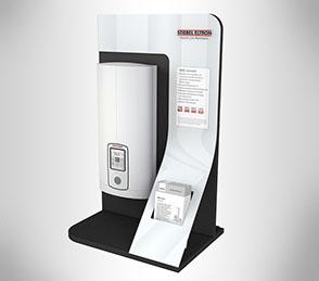 Stiebel Eltron POS-Display für Durchlauferhitzer