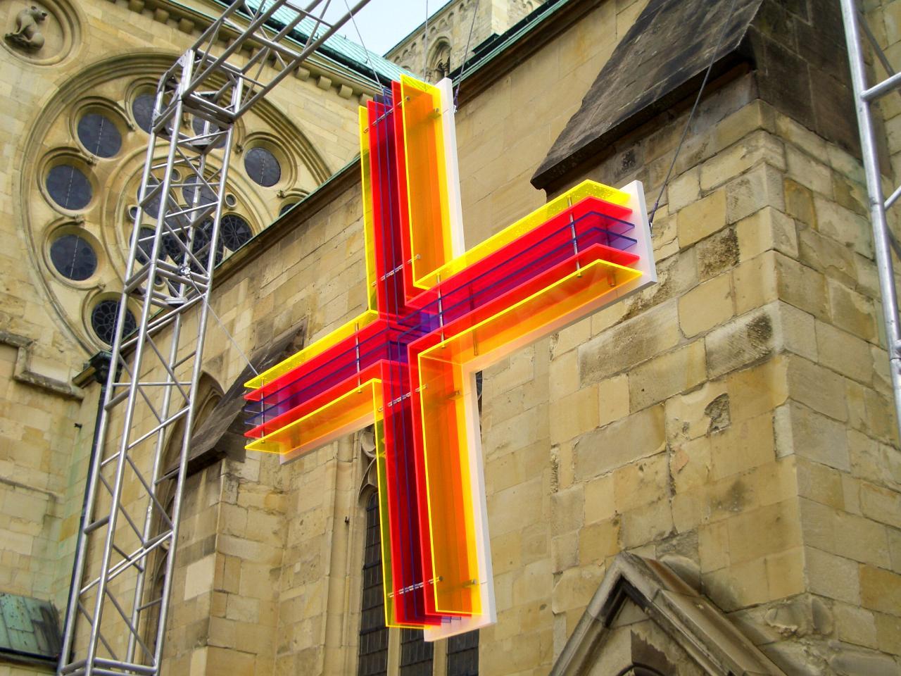 Kreuz von Dieter Sieger