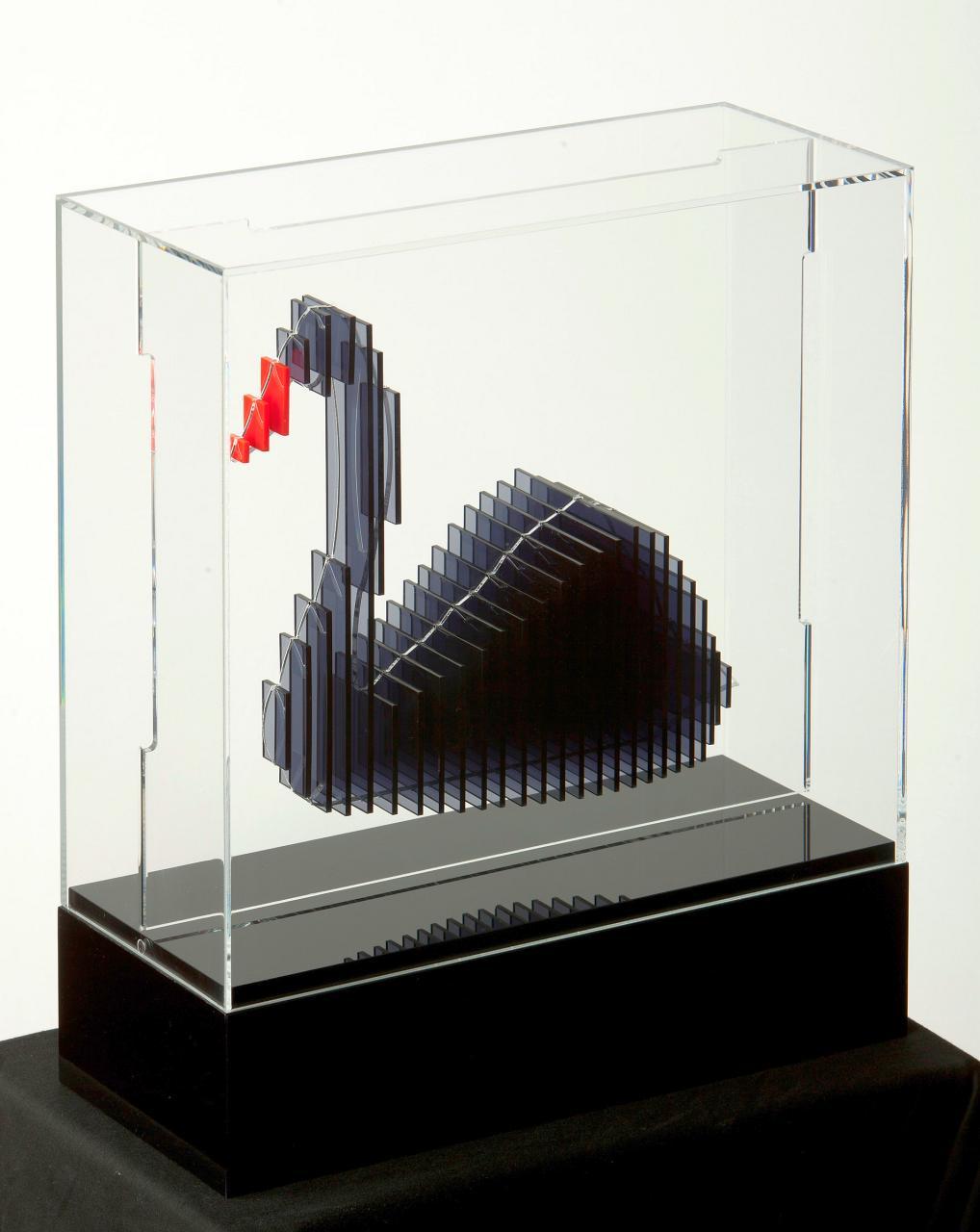 Schicht-Skulpturen von Dieter Sieger